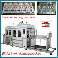 Automatic chicken egg tray making machine price