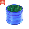 Yiwu Jiju JL-233J-3 Herb Crusher Spice Herb Grinder With Magnetic Top Dry Spice Grinder