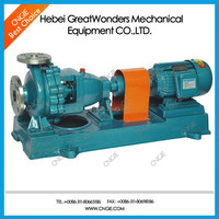 corrosion resistance large acid water chemical pumps