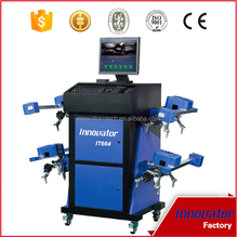 China CCD Wheel Alignment IT664 wheel aligner system for export