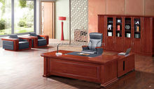 Standard dimensions antique wood desk global office furniture(FOH-A86221)