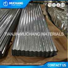 Factory price galvalume roofing sheets weight
