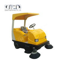 High Cleaning Machine With Vacuum Street Sweeper