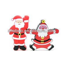 DIY Christmas gift usb flash memory, usb flash drive christmas gift, Santa Claus usb