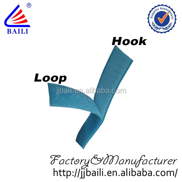 RAEACH&ROHS approved nylon hook loop welcro tape