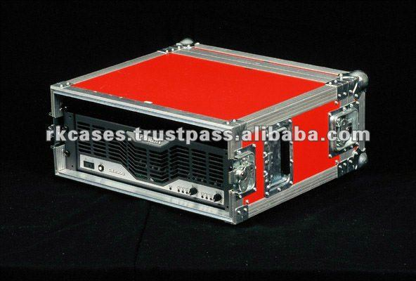 RK amp rack road cases,for 5U EEFECT DELUXE