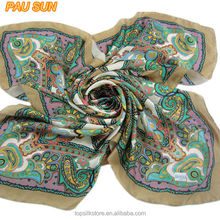 New shawl large size paisley square lady muslim hijab fashion scarf malaysia arab hijab