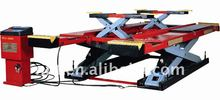YPJ3600 For Racing Car and Wheel Alignment scissor car lift