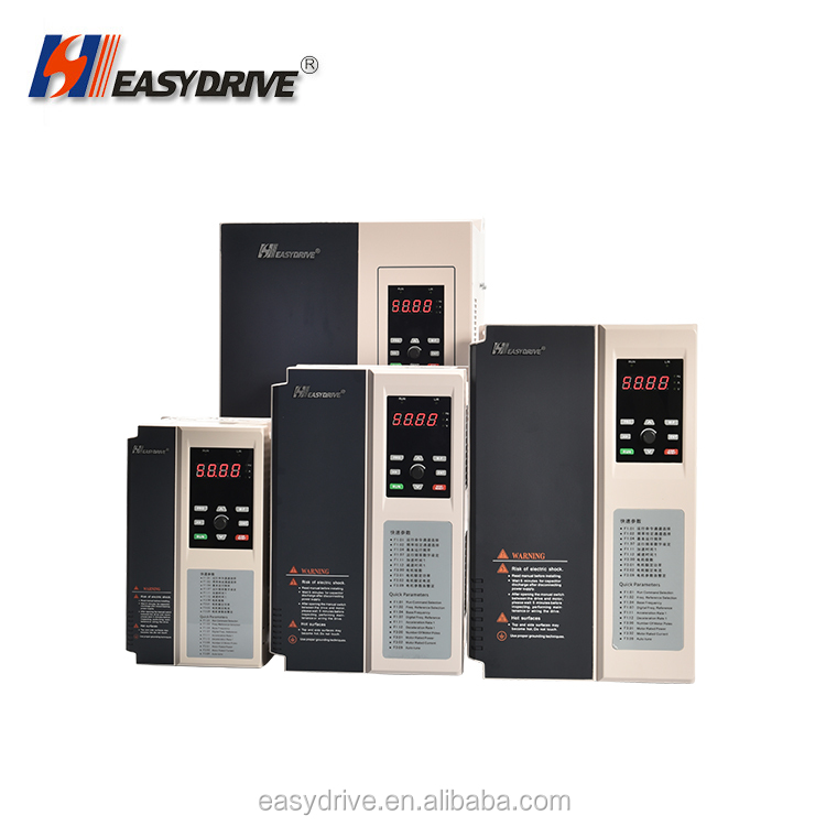 EASYDRIVE 380v 22kw 3HP CE Certification Ac Servo Motor Drive with jianghai electrolytic capacitor