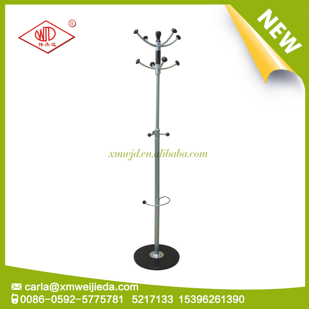 Best seller high quality metal living room standing hat rack