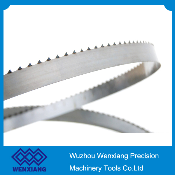 New product customized meat cutting machine band saw blade