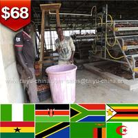African automatic layer chicken cage for chicken farm