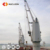 Nucleon New Design Ship pedestal marine deck crane hot sale