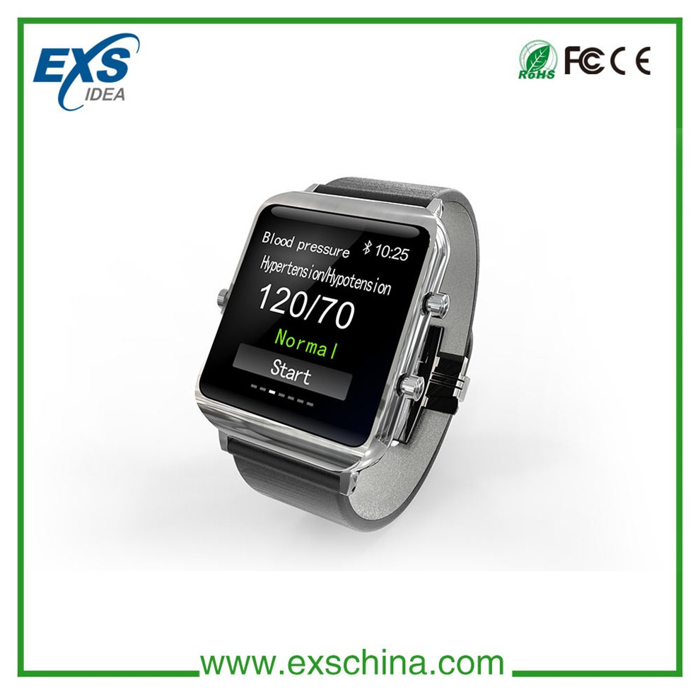 Blood Pressure Heart Rate Monitor WatchH109 Smart Watch