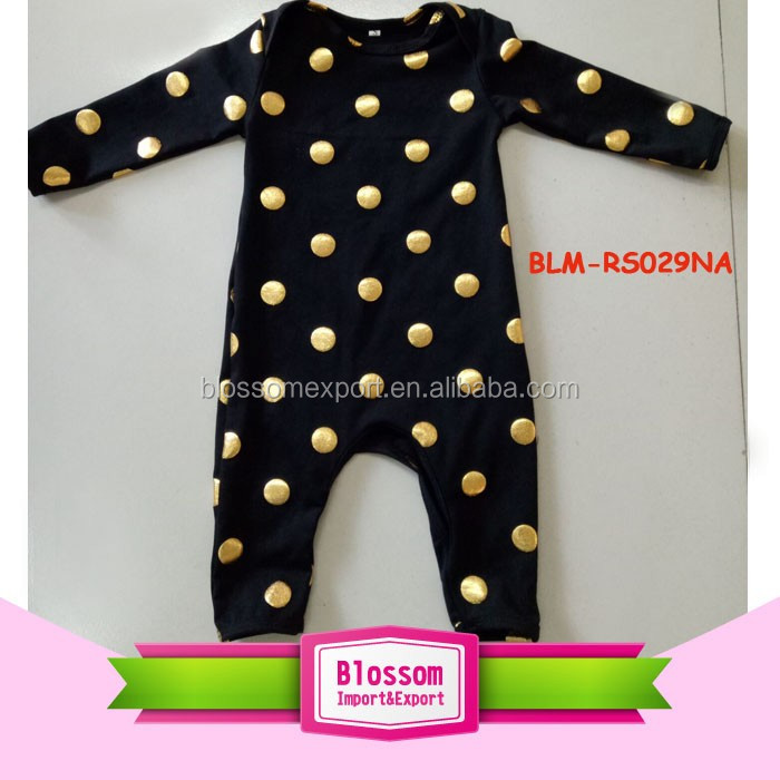 Baby clothes clothing yiwu wholesale houndstooth pattern overlap infant bodysuit long sleeve girl harem onesie crotch rompers
