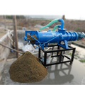 farm machinery cow dung dewatering machine