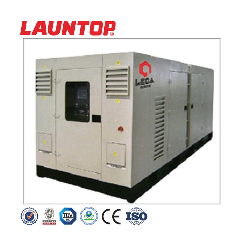 Electric Plant Welding Machine Silent Diesel Generator 10000 Watt India Price