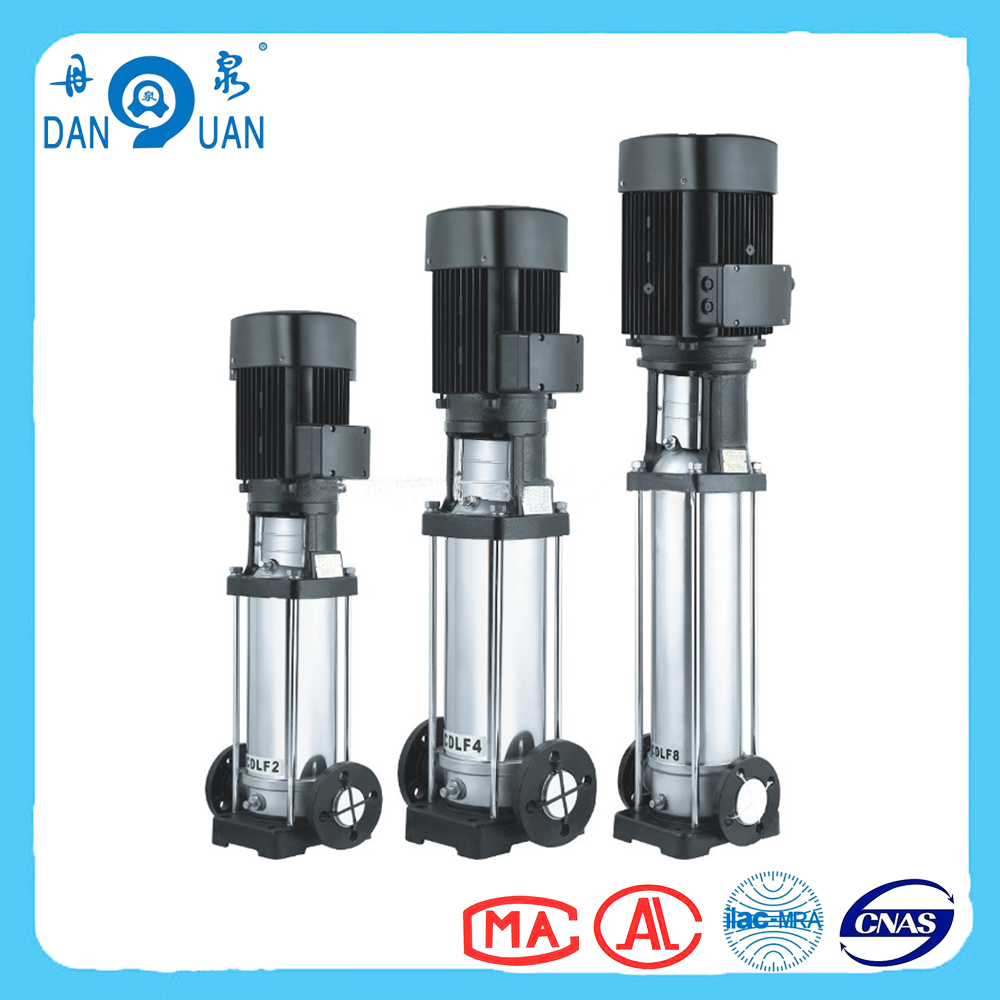 CDL (CDLF) Series multistage centrifugal pump manufacturers