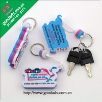 Hot sell promotional gift High quality motorbike keyrings