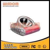 Larger beam lamp 3 camping led headlamp suppliers