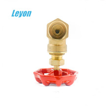 Factory provide directly china manufacturer durable gate valve dn25 angle brass water gate valves