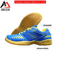2018 professional badminton shoes power cushion ergo shape indoor sport shoes wholesale OEM