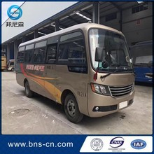 29 Seats Euro IV Emission Standard YUCHAI Diesel Engine 2017 Produced Passenger Korea Model Mini Bus In Stock