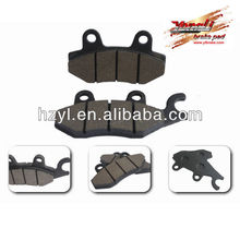 china brake pads/ brake retarder
