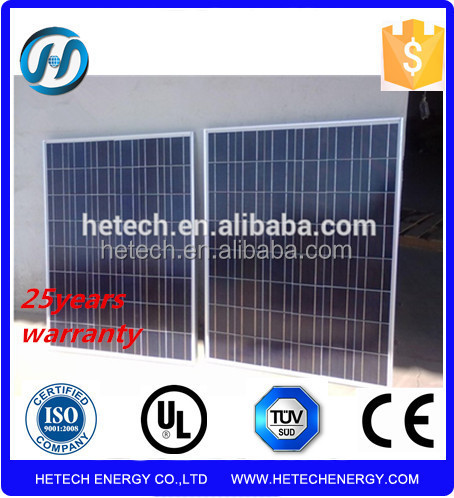 Bets price 185ww polycrystalline price per watt solar panels