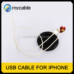 Micro usb cable wholesale original for iphone 6 charger cable IOS8 data cable, High quality cable