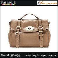 fashion genuine leather satchel handbags woman 2015 stylish designer bags on sale