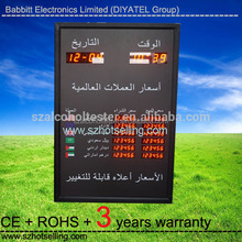 flexible led display screen video Babbitt Diyatel, Model No. BTR-1568(R)
