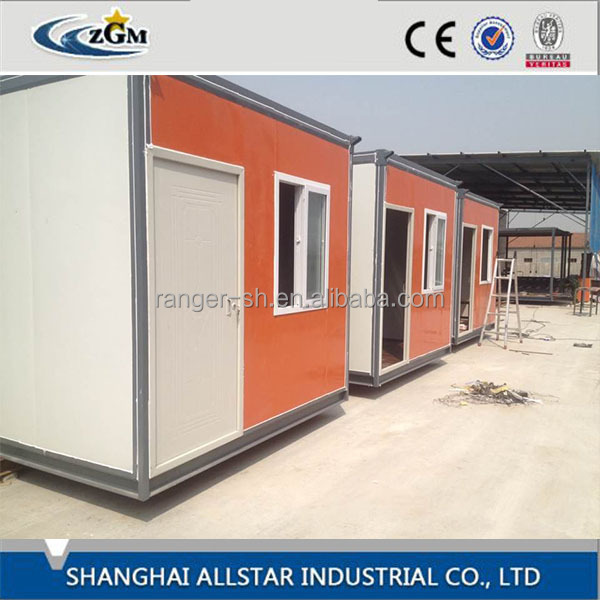 SH 40 foot modern Japanese living 20ft container house luxury villa prefabricated home office prefab container house