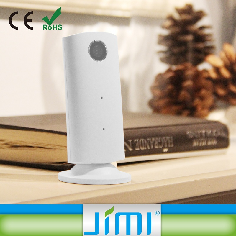 Factory Oem/odm High Resolution Audio Wifi Cloud P2p Smart Home Ip Camera