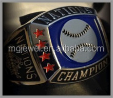 Custom made youth baseball championship ring AAA world series