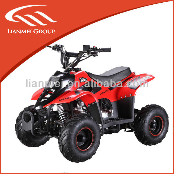 moving wheel 110cc kids 4 wheeler atv quad bike