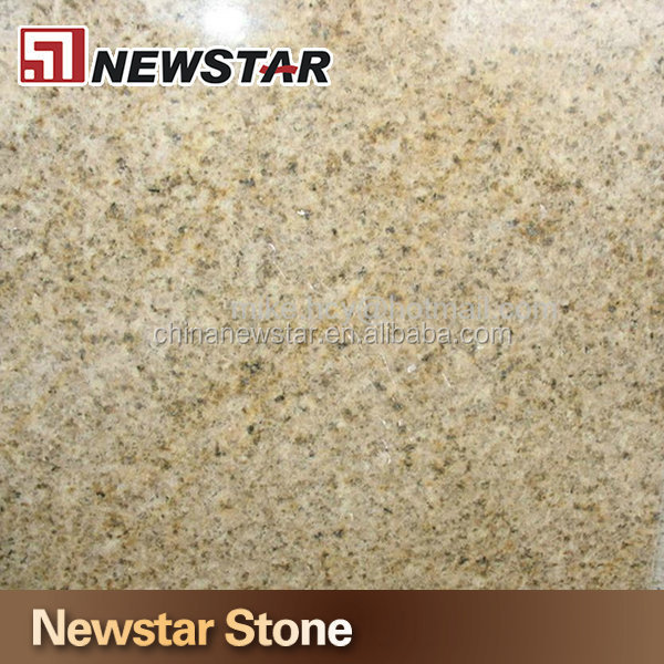 Yellow Color Granite High Quality G682 Golden Sand Granite