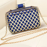 handbags ladies clutches and purses metal evening clutch bag N060