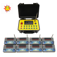 Liuyang Happiness (DBR01-X6-48) 500M remote control sequential fire 48 channels consumer fireworks firing system