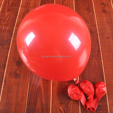 "12"" inflatable helium balloon price, hot air balloon price for decoration"