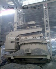 Supply 25tons electric arc furnace from Anshan fenghui