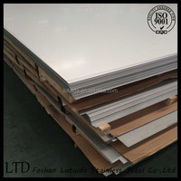 Low price 201 304 stainless steel plate panels for industry