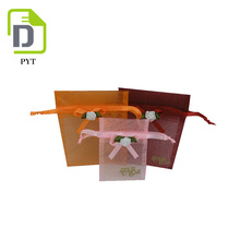 Customized size organza bags wholesale malaysia for gifts packing