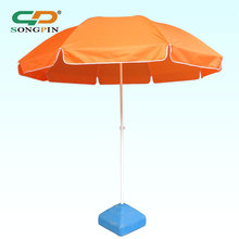 black easy sun parasol summer beach umbrella guangzhou