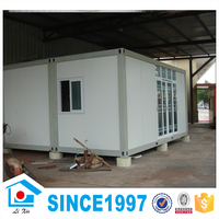 Low Cost Flat Pack Container House For Office Building