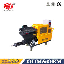 GLP-311 Mortar Spraying Machine/ Cement Plastering Machine Yellow Color