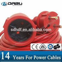 High Quality Insulated and Flexible Useful Extension Cable