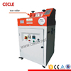 Manual paper box folding gluing machine