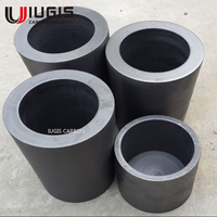 best quality Reliable China Manufacturer High Pure Graphite Crucible