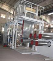 pp blowing film extruding equipments fully automatic winding
